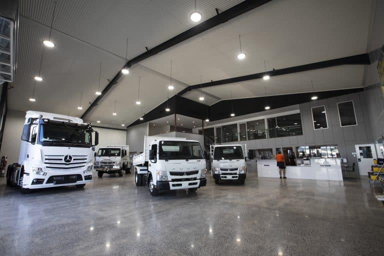 Truck Centre Internal